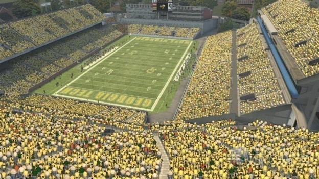 NCAA Football 09 Screenshot #819 for Xbox 360