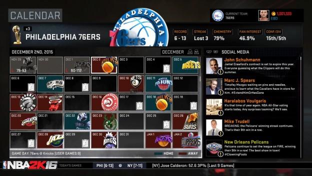 NBA 2K16 Screenshot #42 for Xbox One