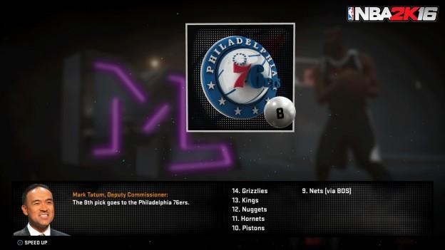 NBA 2K16 Screenshot #45 for PS4