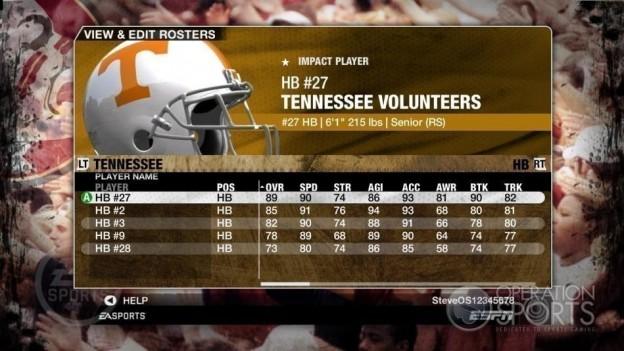 NCAA Football 09 Screenshot #820 for Xbox 360