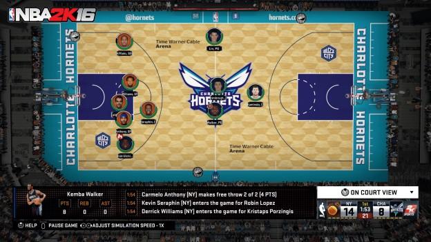 NBA 2K16 Screenshot #48 for PS4