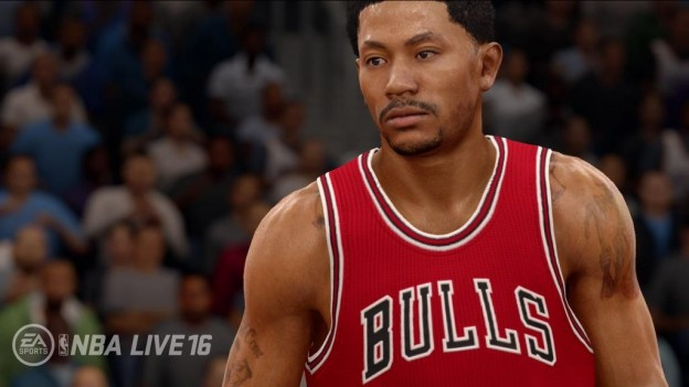NBA Live 16 Screenshot #97 for PS4
