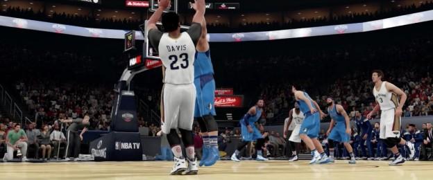 NBA 2K16 Screenshot #60 for PS4
