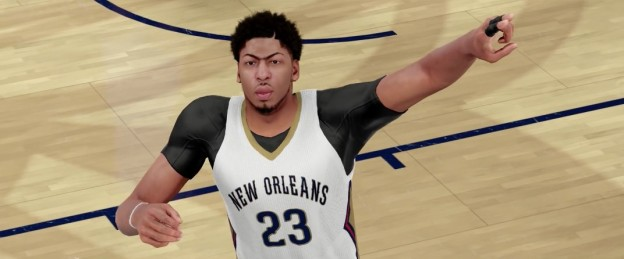 NBA 2K16 Screenshot #61 for PS4