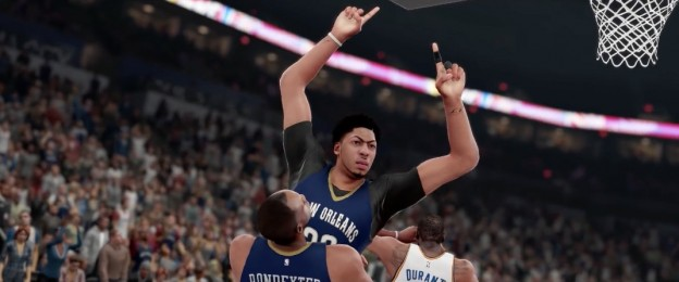 NBA 2K16 Screenshot #65 for PS4