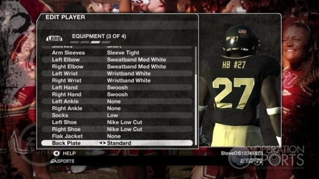 NCAA Football 09 Screenshot #822 for Xbox 360