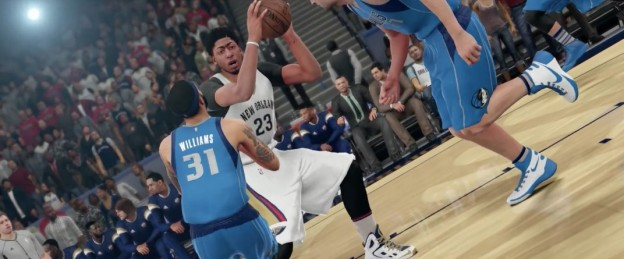 NBA 2K16 Screenshot #53 for Xbox One