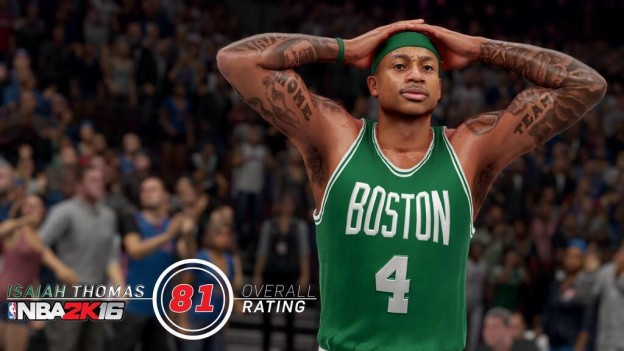 NBA 2K16 Screenshot #71 for PS4