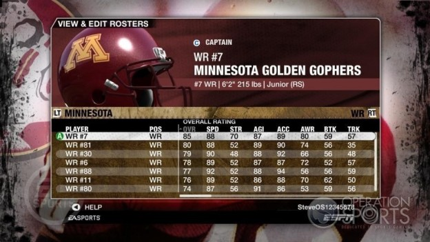 NCAA Football 09 Screenshot #828 for Xbox 360