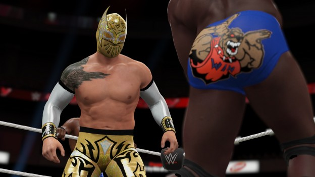 WWE 2K16 Screenshot #18 for PS4