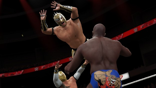 WWE 2K16 Screenshot #19 for PS4