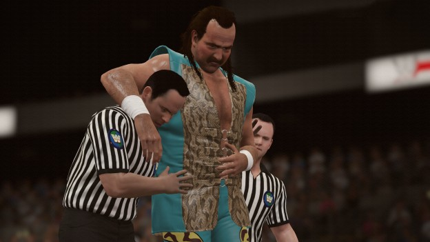 WWE 2K16 Screenshot #20 for PS4