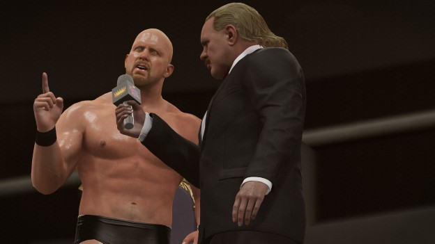 WWE 2K16 Screenshot #21 for PS4