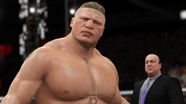 WWE 2K16 Screenshot #23 for PS4