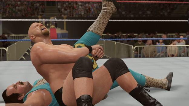 WWE 2K16 Screenshot #24 for PS4