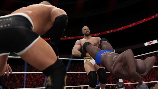 WWE 2K16 Screenshot #25 for PS4
