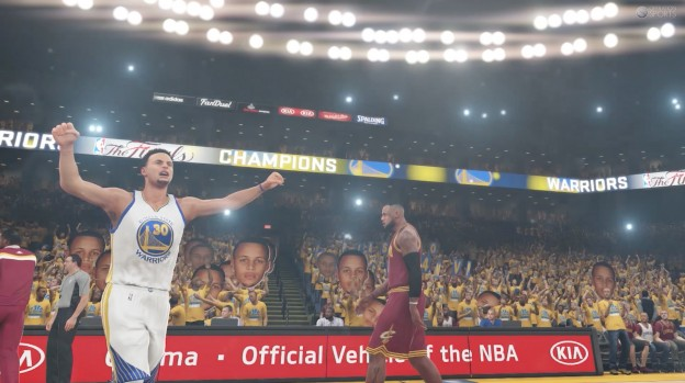 NBA 2K16 Screenshot #80 for PS4