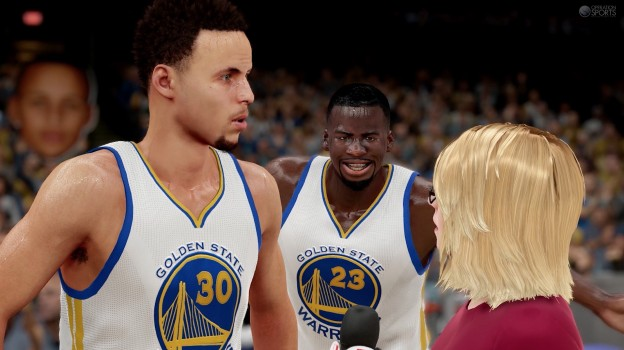 NBA 2K16 Screenshot #85 for PS4