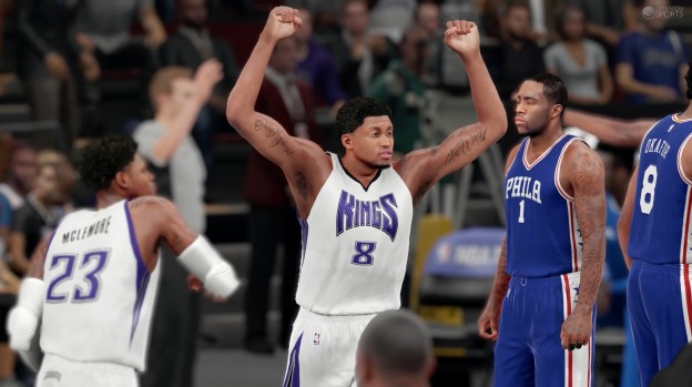 NBA 2K16 Screenshot #88 for PS4