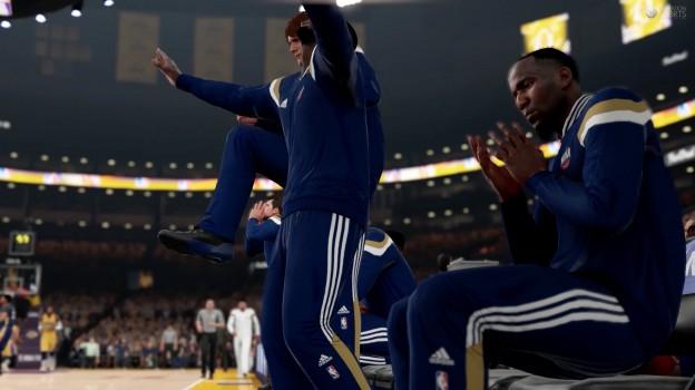 NBA 2K16 Screenshot #90 for PS4