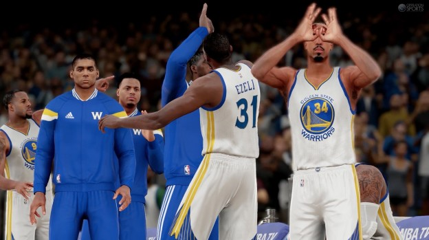 NBA 2K16 Screenshot #99 for PS4