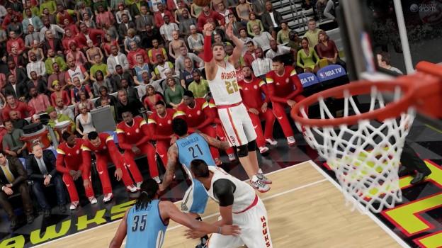NBA 2K16 Screenshot #107 for PS4