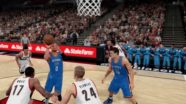 NBA 2K16 Screenshot #124 for PS4
