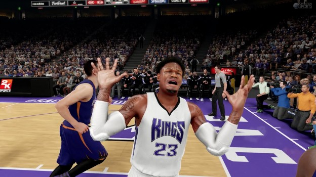 NBA 2K16 Screenshot #160 for PS4