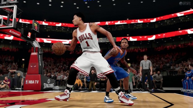 NBA 2K16 Screenshot #180 for PS4