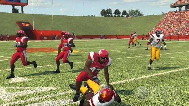 NCAA Football 09 Screenshot #843 for Xbox 360
