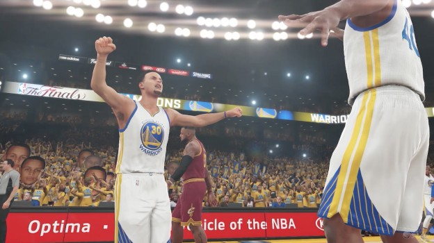 NBA 2K16 Screenshot #71 for Xbox One