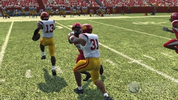 NCAA Football 09 Screenshot #844 for Xbox 360