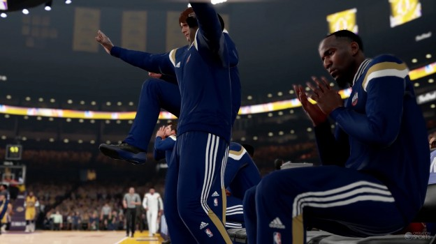 NBA 2K16 Screenshot #80 for Xbox One