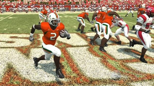 NCAA Football 09 Screenshot #845 for Xbox 360