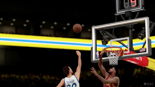 NBA 2K16 Screenshot #83 for Xbox One