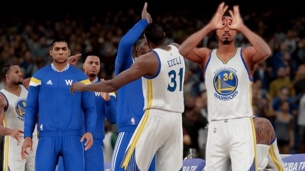 NBA 2K16 Screenshot #89 for Xbox One