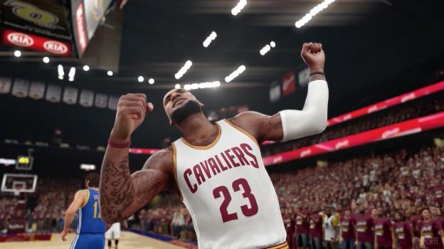 NBA 2K16 Screenshot #90 for Xbox One