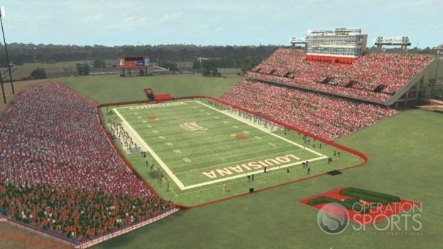 NCAA Football 09 Screenshot #846 for Xbox 360