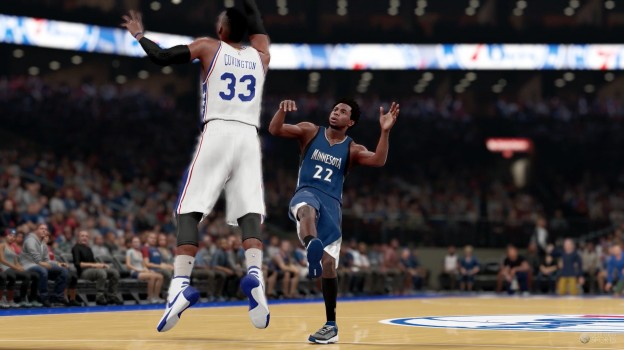 NBA 2K16 Screenshot #95 for Xbox One