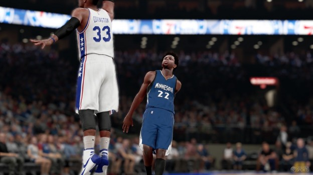 NBA 2K16 Screenshot #96 for Xbox One