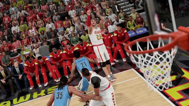 NBA 2K16 Screenshot #97 for Xbox One