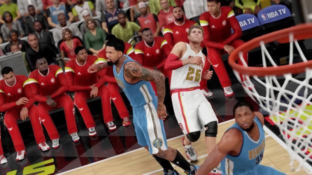 NBA 2K16 Screenshot #98 for Xbox One