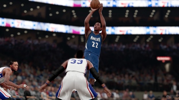 NBA 2K16 Screenshot #99 for Xbox One