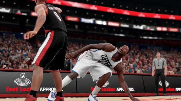 NBA 2K16 Screenshot #100 for Xbox One