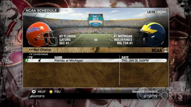 NCAA Football 09 Screenshot #847 for Xbox 360