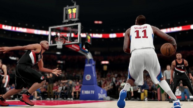 NBA 2K16 Screenshot #107 for Xbox One