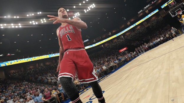 NBA 2K16 Screenshot #108 for Xbox One