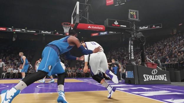 NBA 2K16 Screenshot #109 for Xbox One