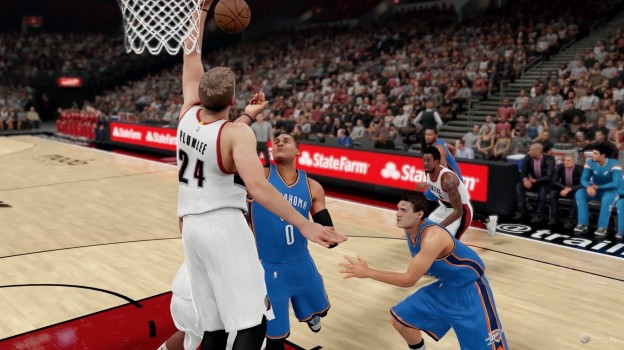 NBA 2K16 Screenshot #110 for Xbox One