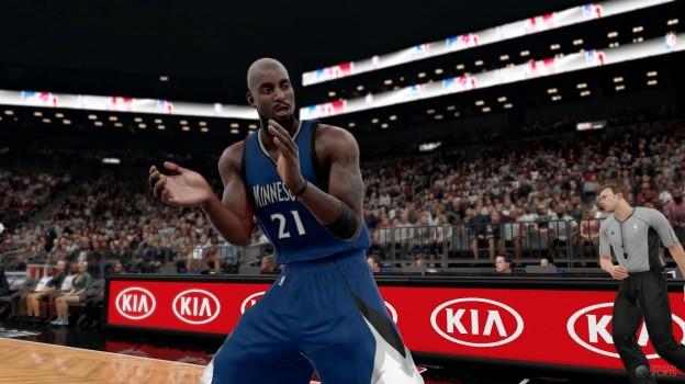 NBA 2K16 Screenshot #111 for Xbox One